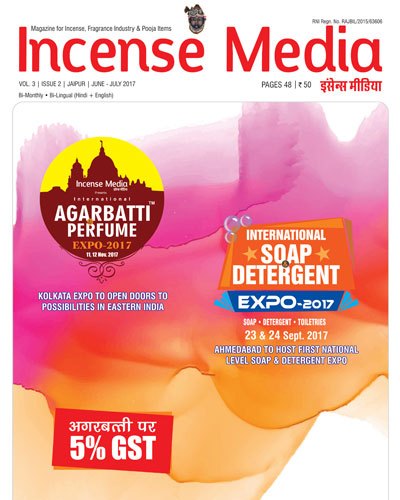 Soap Detergent Journal with Registered Post